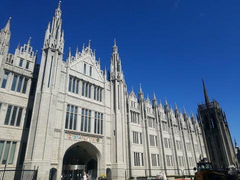 Aberdeen City Centre Free Walking Tour