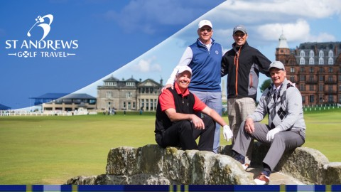 Luxury St Andrews Experience