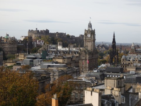 Edinburgh - the people who made the city