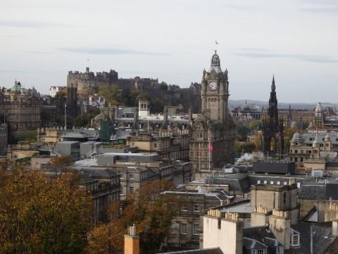 Edinburgh - the people who made the city