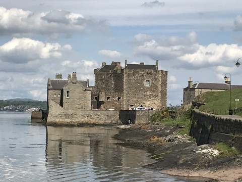 Outlander Edinburgh & Castles