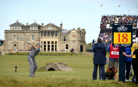 Packages to The Open at St Andrews in 2022