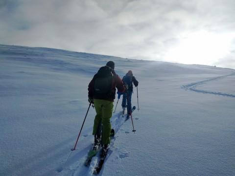 Cairngorms Ski Touring Day