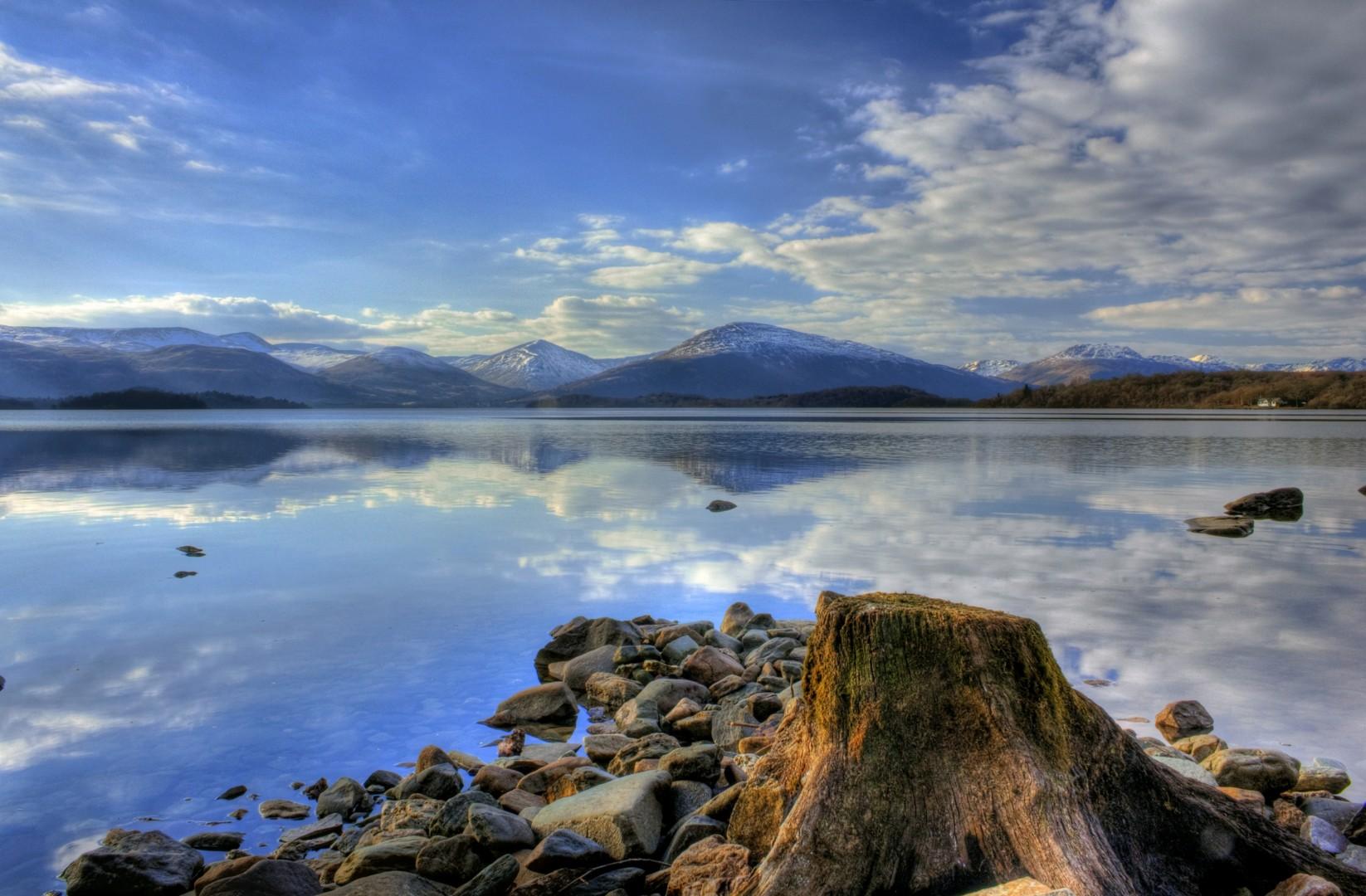 Loch Lomond National Park Kelpies Stirling Castle Visitscotland
