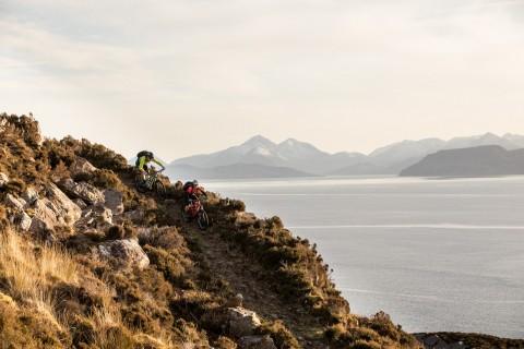 Coast-to-coast Scotland