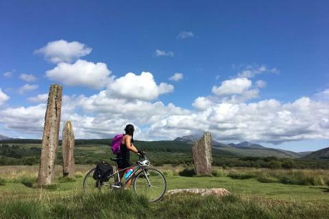 Scottish Island Hopscotch