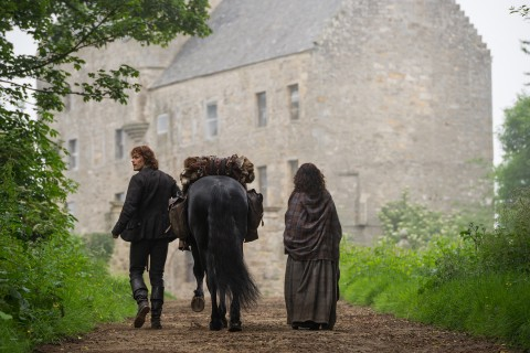 Outlander Classic Tour Scotland