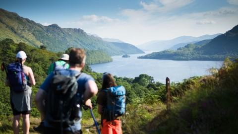 Wilderness Walking - The West Highland Way