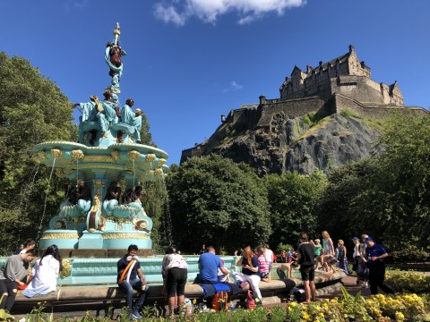 Bespoke Edinburgh City Walking Tour (4-hours)