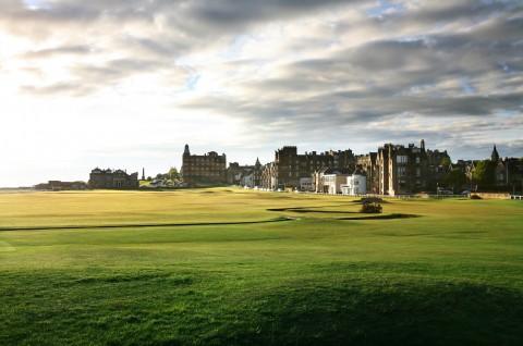 Iconic St Andrews Signature Golf Tour