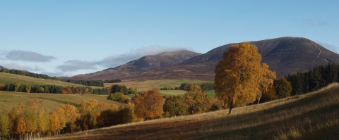 Carn Liath & the Witch's Mountain