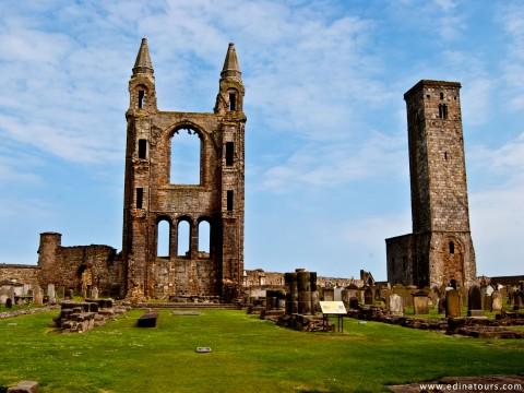 Excursión St Andrews y condado de Fife con Edina Tours...
