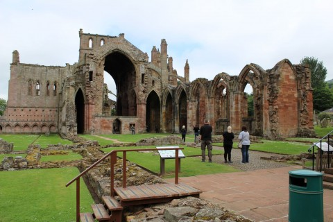 Rosslyn Chapel and the Borders Tour