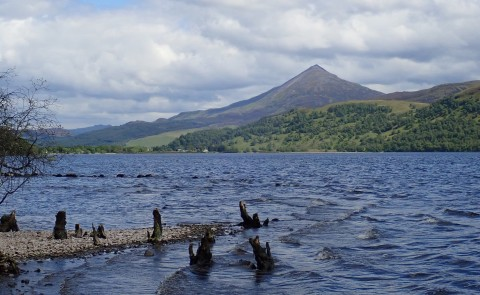 Schiehallion - the Fairy Hill of the Caledonains