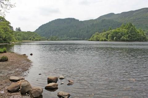 Loch Lomond and Glencoe