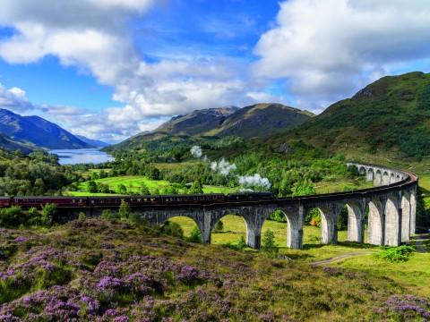 2 Day Loch Ness, Glencoe, Glenfinnan Viaduct & St Andre...