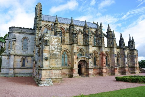 Rosslyn Chapel & the Scottish Borders