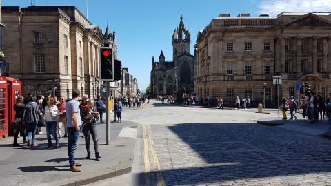 "Edinburgh's ""Old"" Town & Rosslyn Chapel"
