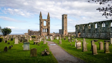 Private Tour to St Andrews and Quaint Fishing Villages