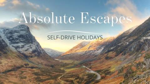 Grand Road Trip of Scotland