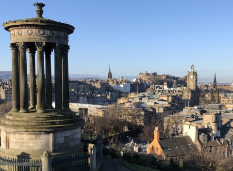Classic Edinburgh Full Day Tour