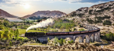 Scottish Steam, Malt and Ale Trail