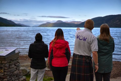 Inverness, Cawdor & Outlander Shore Tour from Invergord...