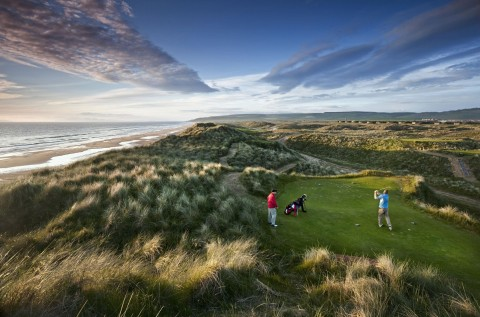 14 Night 5-star Golf Tour of Scotland