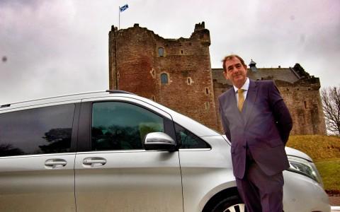 Edinburgh Luxury Private Sightseeing Excursion