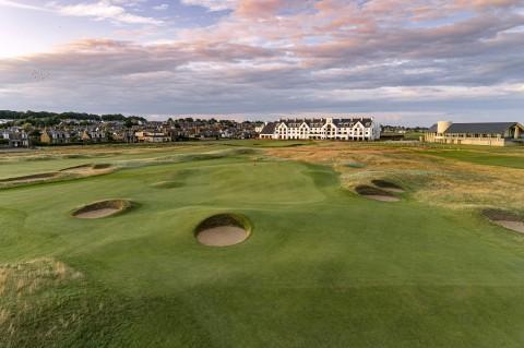 Authentic Scotland Golf Trip ~ Carnoustie & Aberdeen