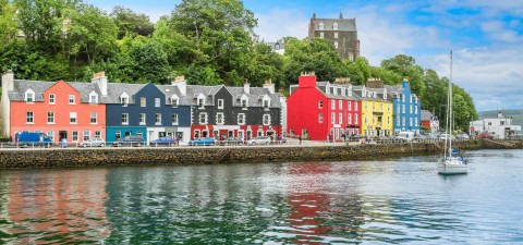 The Isles of Mull, Iona & The Highlands 4 Day Tour from...