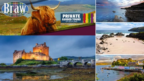 Highlands, Lowlands & Islands Tour