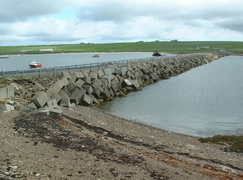 Scapa Flow Experience with Great Orkney Tours
