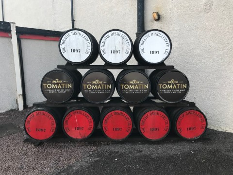 Distillery Day Out