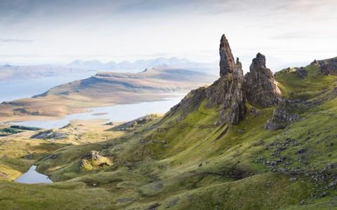 Wilderness Walking - The Isle of Skye