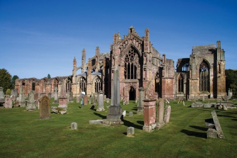 Rosslyn Chapel, Scottish Borders & Glenkinchie Distille...