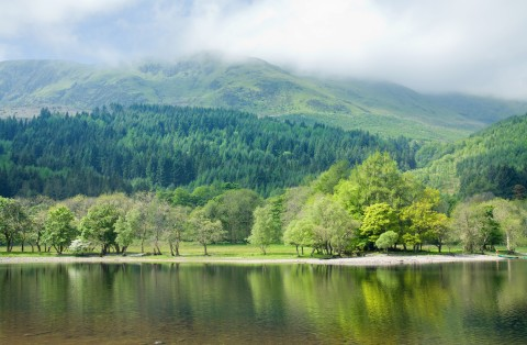 Whistle-stop Lochs and Glens