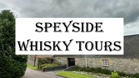Malt Whisky Trail - Speyside Tour