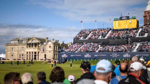 Golf Packages to The Open at St Andrews in 2022