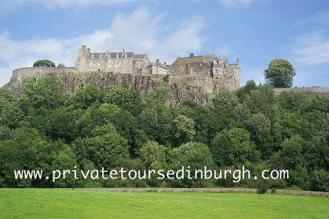 Braveheart tour -Stirling Castle and Bannockburn from P...