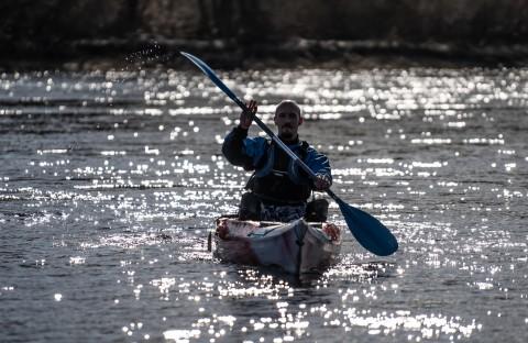 Newburgh Kayak Tour
