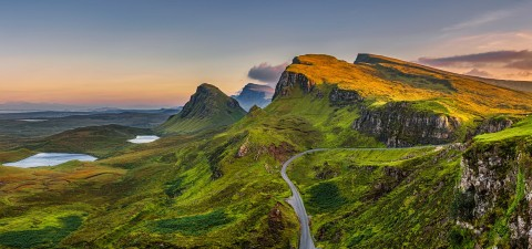 The Isle of Skye, the Highlands & Loch Ness 4 day tour...
