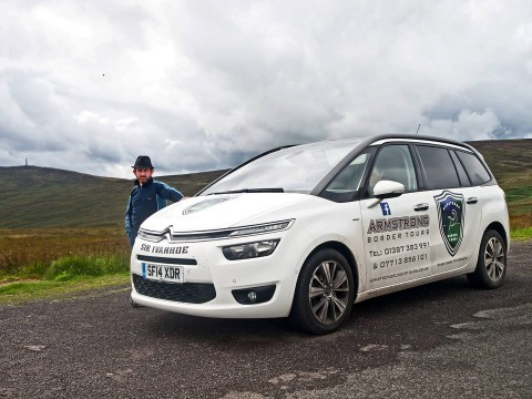 Dumfires and Galloway tour