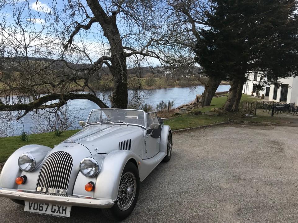 Morgan Sports Car Hire Visitscotland