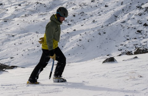 2 Day Winter Skills Course - Aviemore, Cairngorms