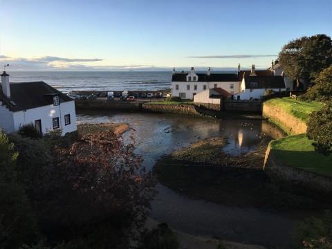 Fife Coastal Path Walking Tour