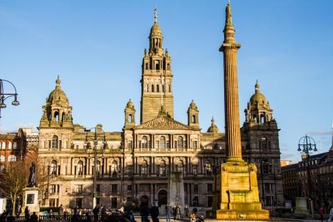 Glasgow y New Lanark