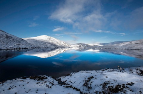 Remote Explore Scottish Highlands, Cairngorms