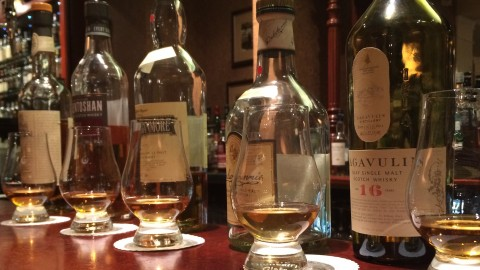 Scotland Whisky Trail by Luxury Train & Taste of Edinbu...