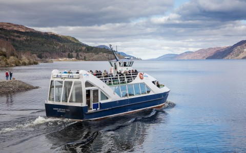 1-Day Loch Ness, Glencoe & Whisky Tour